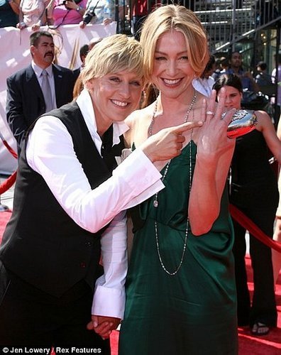 Ellen DeGeneres sets a date for 'dream wedding' to girlfriend