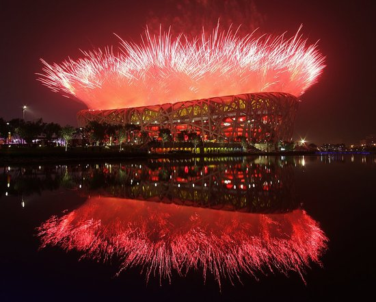Biggest Headlines of 2008: China Hosts the Olympics