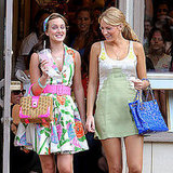 Spotted: Gossip Girl Dresses - Blair and Serena in the Hamptons