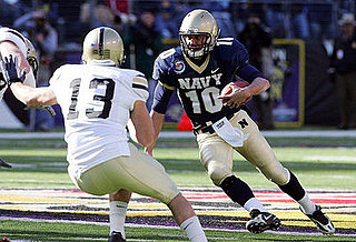 West Point Grad Gets Drafted to Football Field