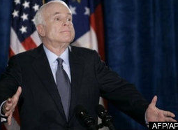 McCain Confronted With New Iran Gaffe