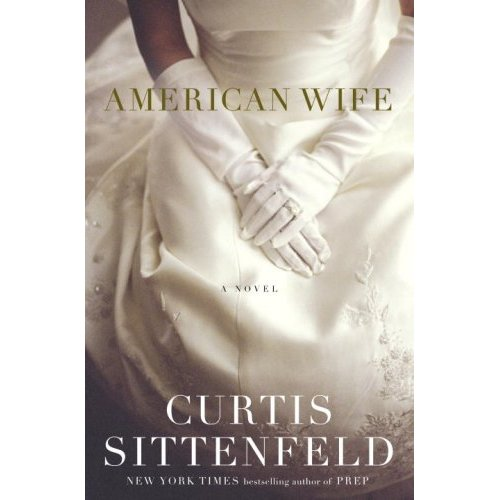 Bookmobile: Lewd American Wife Based on Laura Bush?