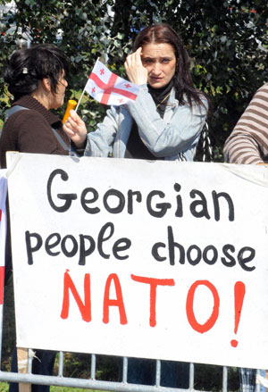 Should the US Push For Georgia to Join NATO?