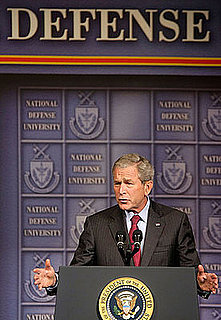 Bush's Iraq Plan Gets the Candidates Talking About Theirs