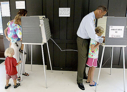 Politikids: Why Parents Should Take Their Kids to the Polls