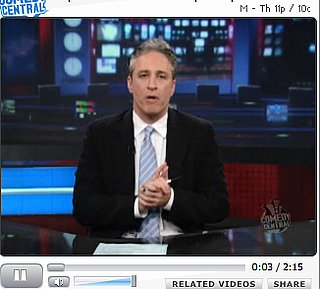Jon Stewart on Irony: 69% of Blacks Voted For Prop. 8