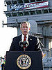Bush Admits Mistakes, Regrets Mission Accomplished Banner