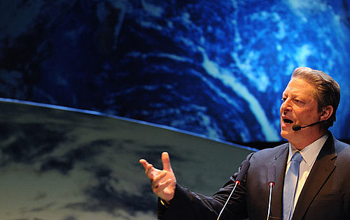 Al Gore Says Thanks, but No Thanks to Climate Czar Role