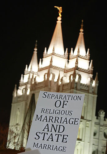 Briefing Book! Mormon Church Investigated For Role in Prop. 8