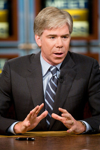 David Gregory to Host Meet the Press — Good Choice?