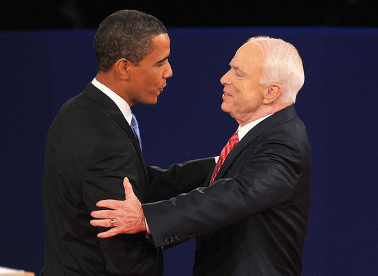"John McCain Debates ""That One"""