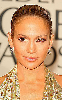 Jennifer Lopez at the 2009 Golden Globe Awards