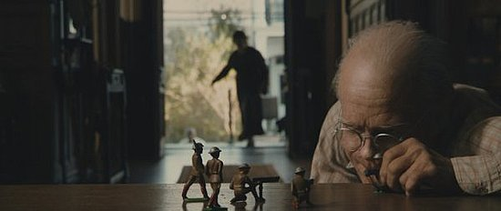 <b>The Curious Case of Benjamin Button</b>