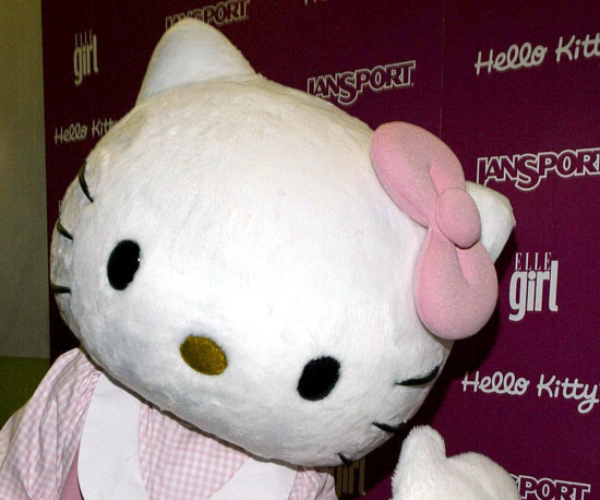 Hello, Kitty