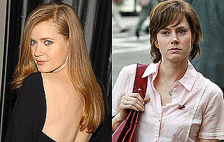 Amy Adams Cuts Her Hair!
