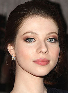 Michelle Trachtenberg's makeup look