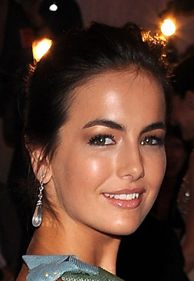 Camilla Belle at the Costume Institute Gala