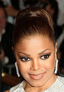 Janet Jackson at the Costume Institute Gala