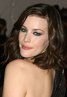 Liv Tyler at the Costume Institute Gala