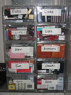 How Do You Organize Your Makeup
