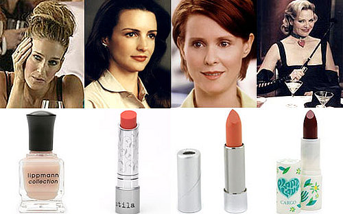 Sex And The City Inspired Beauty Products