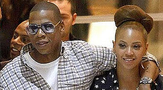 Beyonce and Jay-Z in Cannes