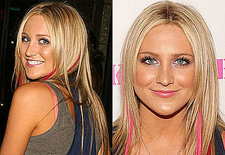 Love It or Hate It? Stephanie Pratt's Punky Pink Extensions
