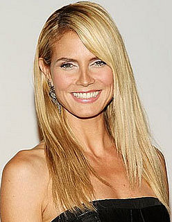 Heidi Klum Interview