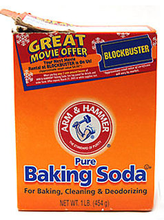 Baking Soda and Beauty Treatments