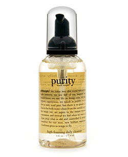 Philosophy Foaming Purity Made Simple Face Cleanser