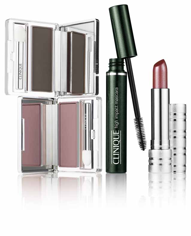 Clinique's Modern Matte 2008 Fall Collection