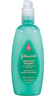 Johnson's No More Tangles Detangling Spray review