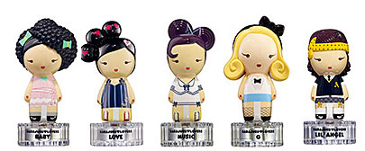 Gwen Stefani Harajuku Lovers Perfume Review and Pictures