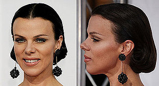 Love It or Hate It? Debi Mazar's Wide and Low Chignon