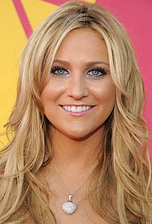 Stephanie Pratt at MTV VMAs: Hair and Makeup