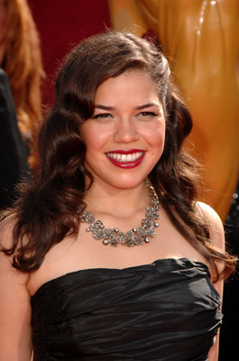 America Ferrera at 2008 Emmys: Hair Tutorial