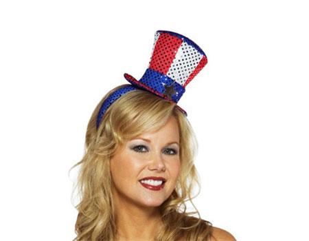 A Patriotic Headband
