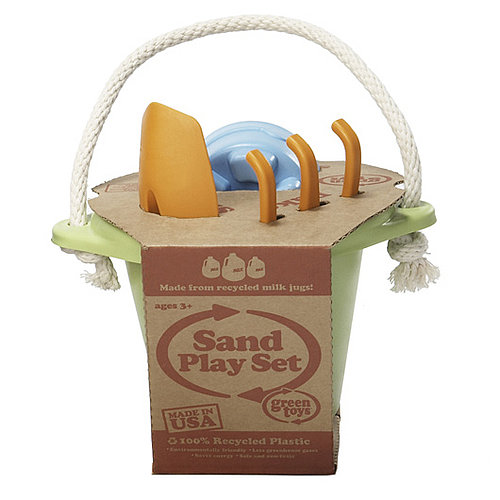 Toy Box:  Green Toys Sand Play Set