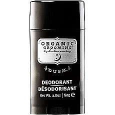 Organic Grooming Dusk Deodorant | Uncrate