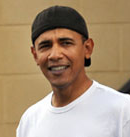 Obama Hits the Gym 48 Days in a Row