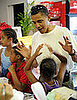 "Obama and Family ""Cause Commotion"" in Hawaii"