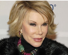 Joan Rivers: Obama Should Have Pinned Back His Ears