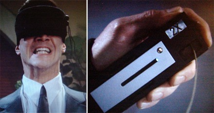 Daily Tech: Look at Johnny Mnemonic's Lame Gadgets