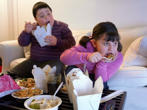 Could a Mandated Fast Food Ad Ban Cut Child Obesity?
