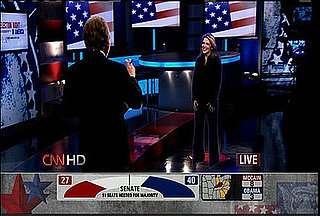CNN Election Night Hologram Technology