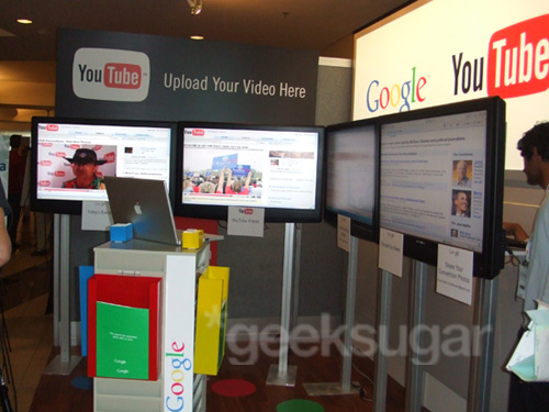 "YouTube Video Booth Let Voters ""Geek Out"""