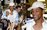 Will Smith Arrives At Nice Airport (To Attend The Cannes Film Festival?)