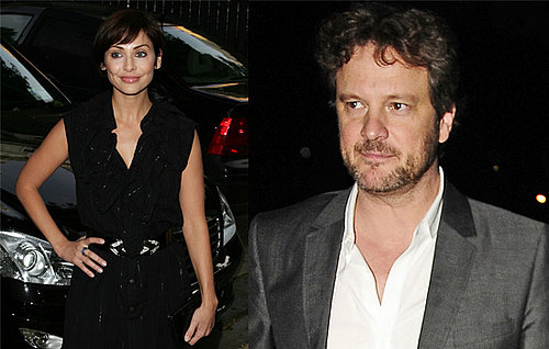 Colin Firth And Natalie Imbruglia Attend The Observer Ethical Awards 2008
