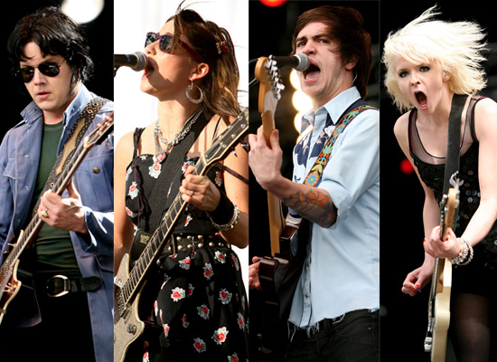 Gallery From T In The Park 2008 Featuring Amy Winehouse, REM, Brendon Urie, KT Tunstall, The Ting Tings and more