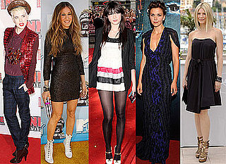 Agyness Deyn Tops Grazia Magazine's Top Ten Best Dressed List, Followed By Gwyneth Paltrow. Kate Moss Is Absent.